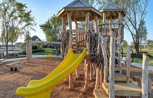 Adventure Park Playground at The Grove Frisco