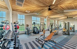 Fitness Center at The Grove Frisco