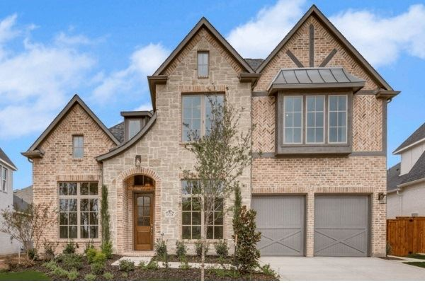 Featured Home at the Grove Frisco Spring Open House Tour