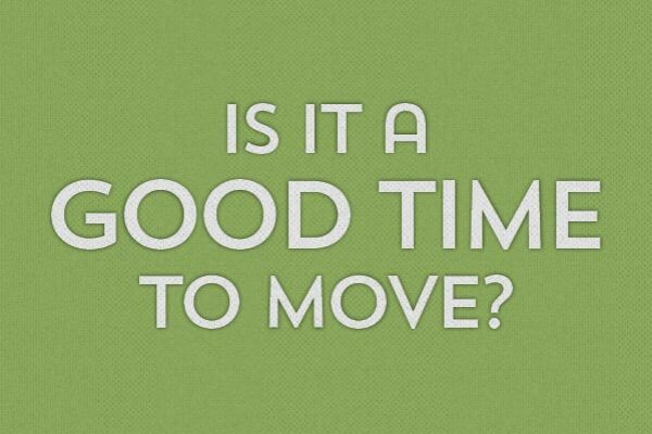 Is it a good time to move graphic | The Grove Frisco