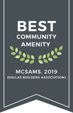 2019 Best Community Amenity in Dallas - The Grove Frisco