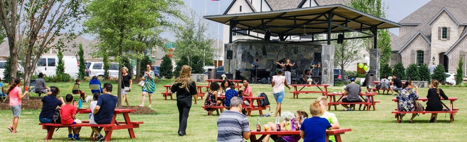 Community Events at The Grove Frisco