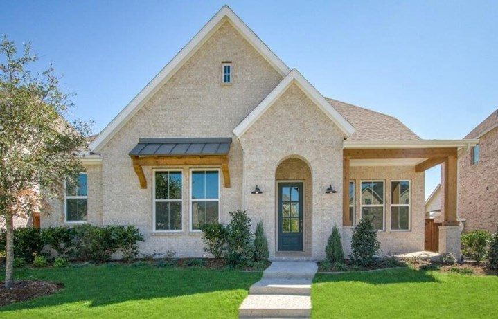 15327 Wintergrass Ridgeleigh Drees Custom Homes in The Grove Frisco