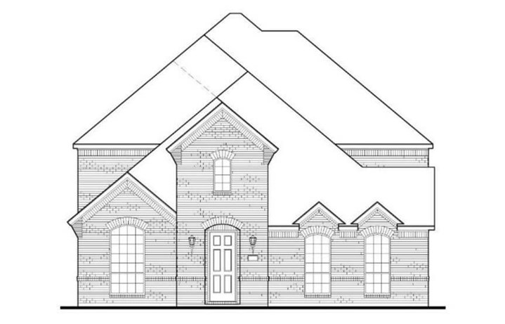 American Legend Plan 1597A  in The Grove Frisco